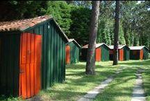 Camping Sisargas / Para que conozcáis nuestro camping: zonas comunes, parcelas, bungalows y cabañas