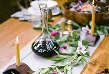 Wine & Tablesetting