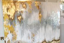 ABSTRAKT ART / Abstrakt kunst i alle former