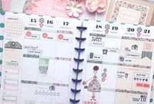 Creative Planner Layouts / My favorite creative planner layouts - two-pagew monthly pages, and two-page-per-week layouts