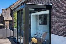 ABSTEDERDIJK / Een voormalige school aan de Abstederdijk in Utrecht is in stukken verkocht aan meerdere particulieren. Onze opdrachtgever kocht twee verdiepingen plus een kapverdieping en wilde er drie appartementen in maken.