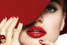 COLOR - Ravenous Reds / Fashion, photos, jewelry, etc. in the many shades of reds. / by Vickie Higgins