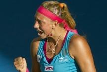 Yanina Wickmayer / Tennisplaza België selecteert voor u de beste foto's & video's van Yanina Wickmayer