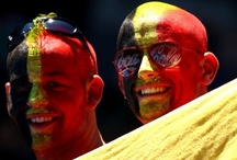 Let's go Belgium! / Wereldtop of niet, echte tennisfans supporteren voor alle Belgen: Let's go Belgium!