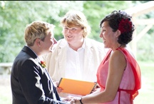 Ministers, Pastors & Notaries Public For Your Destination Maine Wedding / Finding a wedding minister or ceremony officiant in Maine isn't as easy as it sounds. Gay weddings in Maine is a brand new concept for our state. Since each wedding ceremony is unique, you'll want a minister/pastor/Notary who fits your lifestyle.  If you don't have a home church or know a minister personally in Maine, where do you start? Our officiants have all personally come forward to be listed on our site and are excited to partner with you on your journey of marriage equality.