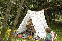 CAMPING IN THE HUNDRED ACRE WOODS / ALL ABOUT CAMPING WITH KIDS
