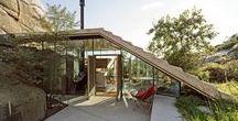 Architecture - hytter og hus