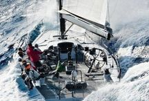 Sailing / My favourite sailing pictures and quotes