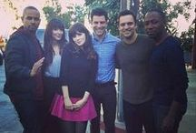 new girl. / i love this show. / by Senna