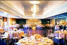 The Villa - Grand Ballroom / Tucked away in the rolling greens of Ridder Country Club, our newly rennovated Grand Ballroom is contemporary glamour at its finest.