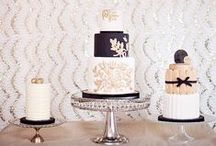Creative Cakes / Feast your eyes on some of our favorite wedding cakes.