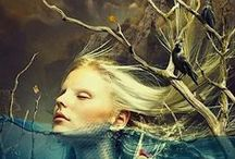 Fantastical / A collection of experimental portraits that inspire me