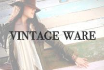 Vintage Ware / Edgar Diaz's journey started with his passion for antiques. This ultimately initiated his journey to share these treasures and the stories that connect us to our history. The collection weaves together his deep appreciation of craftsmanship with a love of classic, American style. The historical significance of each artifact influences the design and inspires him to transform them into fashion that shares the stories of our past. Available at Oster Jewelers and OsterJewelers.com.