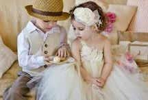 Cute Kids! / Love the cuteness of younger bridal party members!