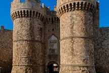 Entrances / All the entrances of the Medieval Town of Rhodes