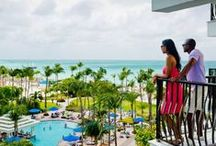 Hotspots for Honeymooning / If you're looking for a honeymoon destination that packs some serious romance, you've come to the right place. So sit back and relax as we show you some great options for a romantic getaway!