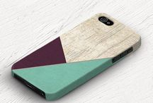 iPhone cases / by Andrew Weimerskirch
