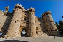 Monuments / The greatest monuments within the walls of the Medieval Town of Rhodes!