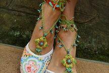 Носки, обувь