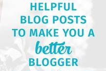 For the Bloggers