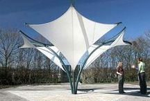 This is [tensile] Architecture / Also includes the occasional sensational non tensile structure.