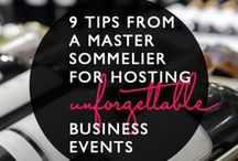 Killer Biz Events / If you want to launch your business, host a business event, or be generally wonderful, this board is for you.