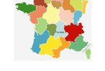 Auvergne, Région (France). / Préfecture,Clermont-Ferrand DépartementsAllier (03). Cantal (15). Haute-Loire (43). Puy-de-Dôme (63). Chefs-lieux,Moulins, Aurillac, Le Puy-en-Velay, Clermont-Ferrand. Arrondissements,14. Cantons,158.  Communes,1 310 Conseil régional:Conseil régional d'Auvergne, PrésidentRené Souchon (PS) 2010-2015. Préfet,Michel Fuzeau. ISO 3166-2FR-C Démographie GentiléAuvergnat Population1 350 682 hab. (2011) Densité52 hab./km2 Langues;régionales,Occitan (auvergnat). Géographie Superficie26 013 km2.