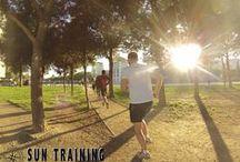 Séances Urban Training avec Jérémy Bon / Session Urban Training du Mardi & Jeudi soir à Montpellier avec Sun Training. (coach Jérémy Bon)