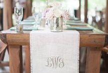 Gorgeous Monogram Wedding Decor Ideas