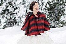 What To Wear For A Winter Wedding: Stunning Bridal Shawls