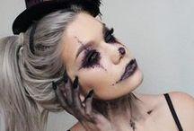 Fantasty/special make-up