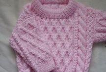 Knit -  Aran - Cables -