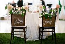 Spectacular Wedding Signs
