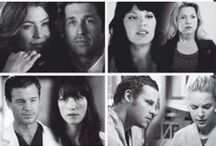 Grey´s Anatomy / watched it all and cried a lot