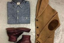 Winter 2015 - Men's Fashion Trends / The top must-have fashion trends for winter 2015.