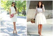 The Little White Dress: 7 Stunning Styles