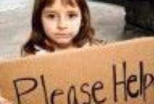 """Omdat armoede een onrecht is / Omdat armoede een onrecht is dat """"IEDEREEN"""" kan overkomen https://newsocialplatform.wordpress.com/"""