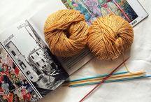 Knitting and crochet / Crochet toys