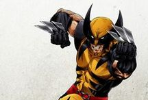Wolverine / He was my first favorite superhero he needed his own board