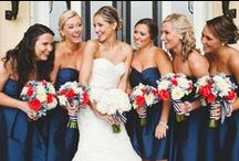 Red White And Blue Wedding: Perfectly Patriotic
