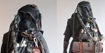 Apocalypse clothing inspiration / Inspiration for larps and other alike projects.