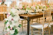 Wedding Flower Inspiration: Decorating With Garland