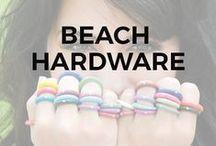 Beach Hardware: Sun, Surf & Hot Jewelry