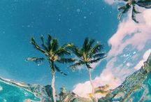 •summer days•