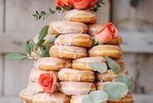 Doughtnut Wedding Cake