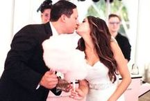 Cotton Candy Wedding Ideas / If you are looking for unique wedding desserts you have come to the right place. From cocktails to centerpieces, fill your wedding with these perfectly placed pops of pink sugary awesomeness.