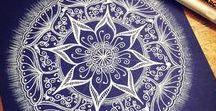 Mandalas / Mandala minták
