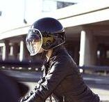 GIRLS WHO RIDE / Quand le glamour et l'élégance des femmes se mêlent au monde de la moto !
