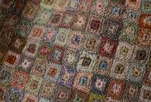 Crochet - Inspiration - Sophie Degard etc