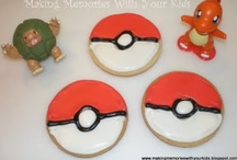 Pokemon / by Erin {Making Memories With Your Kids}